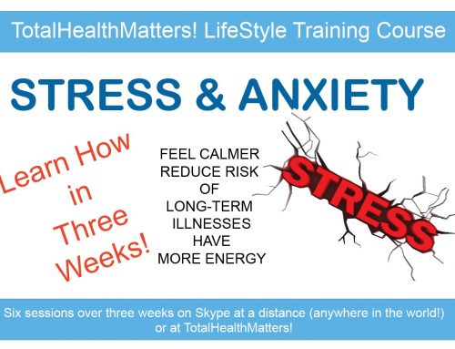 Stress & Anxiety? Learn How To Take Control in Three Weeks.