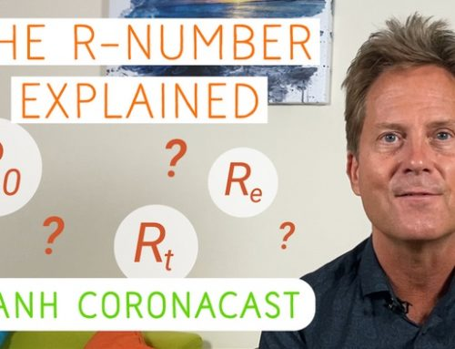 Covid-19 & What Does The R Number Tell Us?