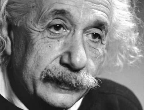 Einstein had two world shattering discoveries, one was the theory of relativity.