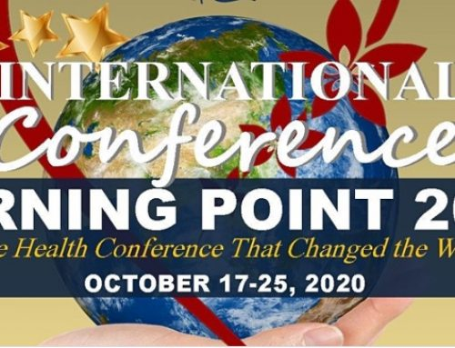 "International Conference Turning Point 2020 – ""The Health Conference that changed the World"""
