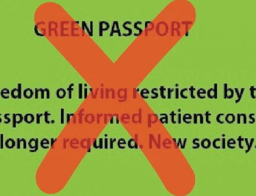 The Green Passport Ends Individual Freedom, Just a Bad Dream or Future Reality?