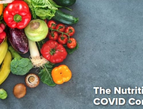 Covid-19 And Your Diet. Here's The Good News!