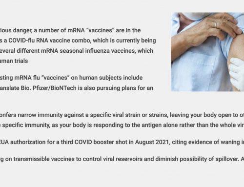 Will mRNA Flu Vaccines Get Emergency Use Authorization Next?